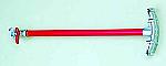 Spruzzatori a ventaglio con valvola