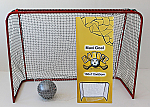 COPPIA PORTE FLOORBALL MAXI CM 160 X 115