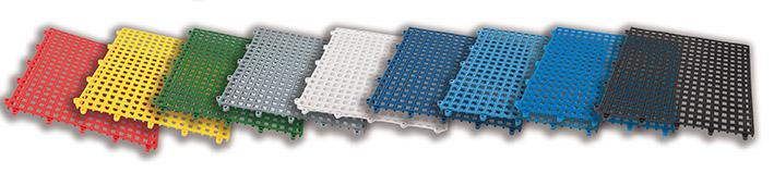 Pedane In Plastica Per Spogliatoi.Pedane Modulari Componibili In Plastica