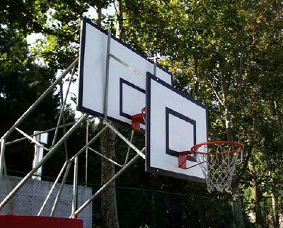 IMPIANTO MINIBASKET SUPPLEMENTARE