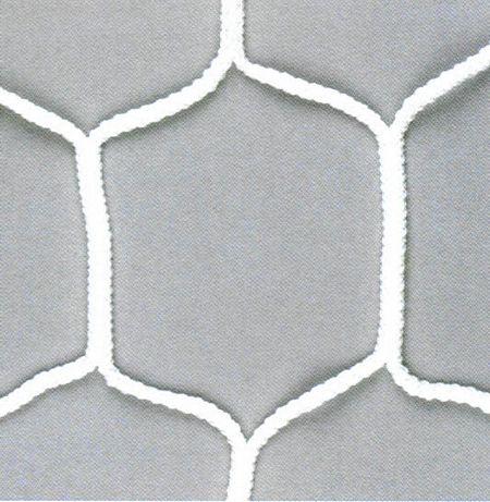 Coppia di reti per calcio Inter esagonale