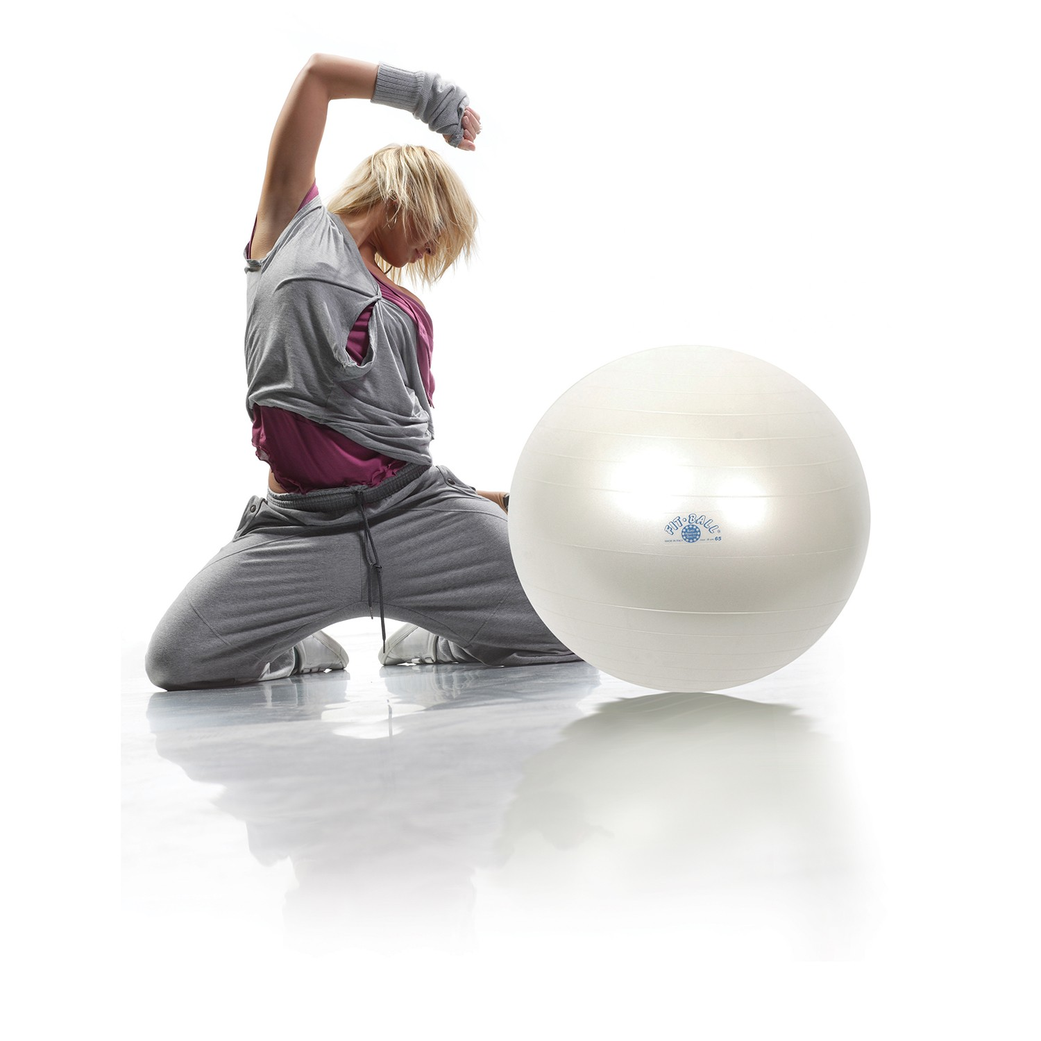 PALLA GIGANTE FIT BALL CM. 75