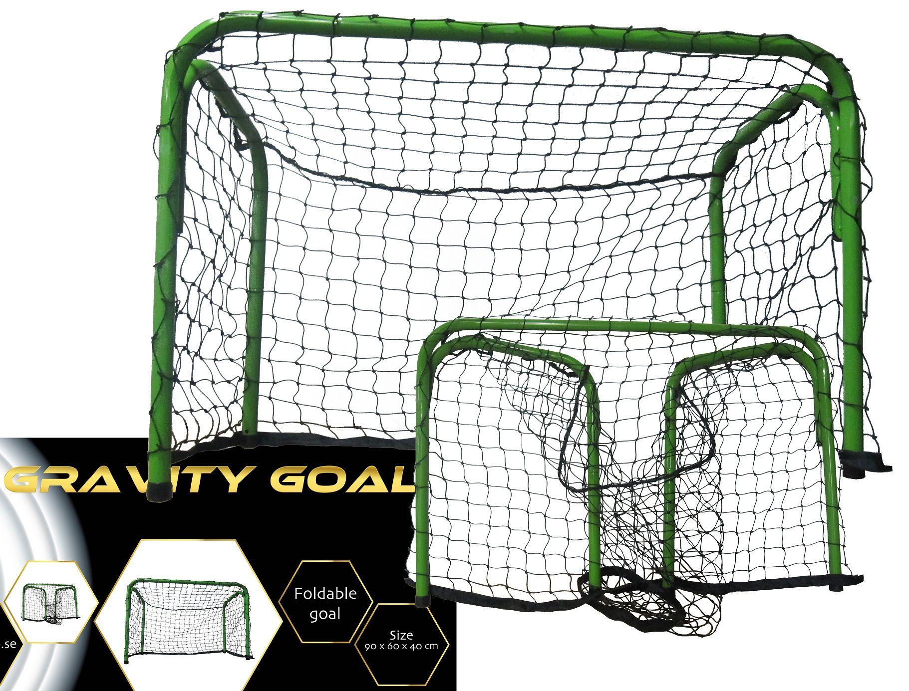 COPPIA PORTE FLOORBALL GRAVITY CM 60 X 90