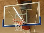 Coppia Protezioni per il bordo inferiore del tabellone MOD. FIBA