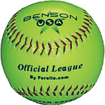 PALLA PER SOFTBALL INDOOR/OUTDOOR
