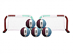 SET FooBaSkill - 2 Porte e 5  palloni