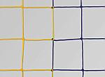 Reti per porte calcetto pesante con nodo mm.3 colorata