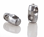 Manicotto in alluminio per incroci