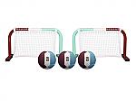 SET FooBaSkill - 2 Porte e 3  palloni