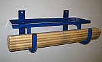 Mensola porta appoggi / bastoni / ceppi