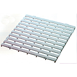 PEDANE MODULARI COMPONIBILI IN PLASTICA -  DIM. CM. 60 X 60 X 3