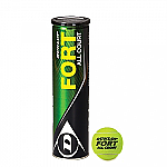PALLE DA TENNIS DUNLOP FORT ALL COURT - CONFEZIONE DA 18 TUBI